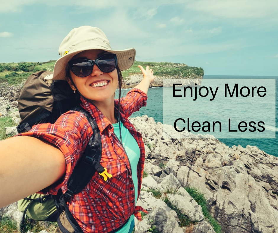Misc - Enjoy More Clean Less