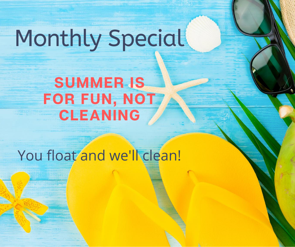 Monthly Special - Summer